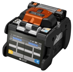 Sumitomo T-72C+ - High Definition Core Aligner Fusion Splicer with Nanotube technology